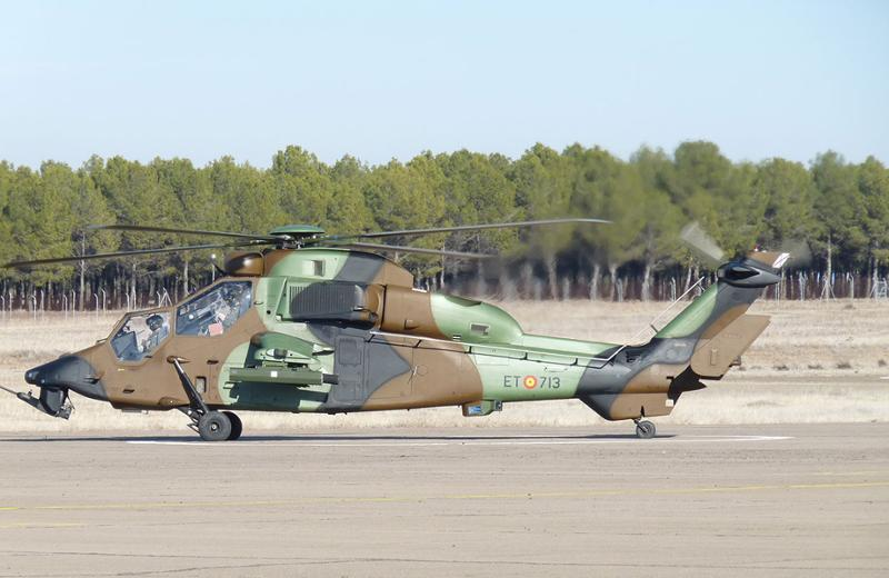 Eurocopter EC-665 Tigre HAD